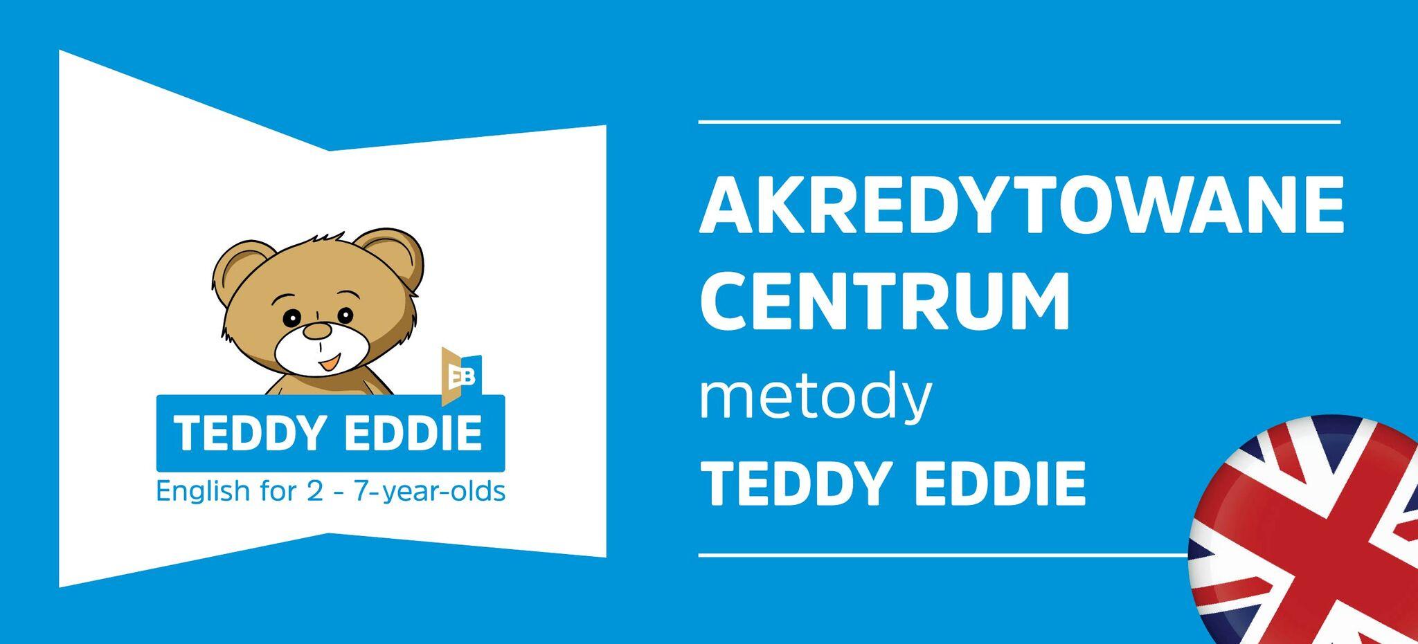 ŚWIAT JĘZYKÓW AKREDYTOWANYM OŚRODKIEM LICENCJONOWANEJ METODY TEDDY EDDIE